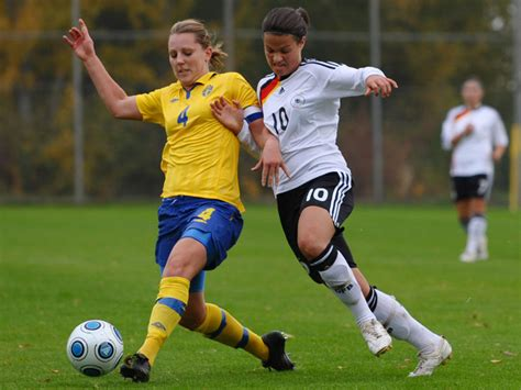 Spiel Deutschland Schweden U 20 Frauen Zum Neustart Mit Sieg Gegen Schweden Dfb
