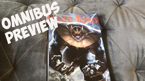libro war of kings aftermath war of kings aftermath realm of kings omnibus preview youtube