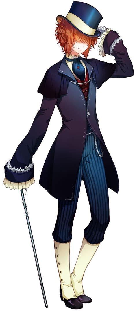Kaos Umbrella Boy Grey 1 anime magician search anime