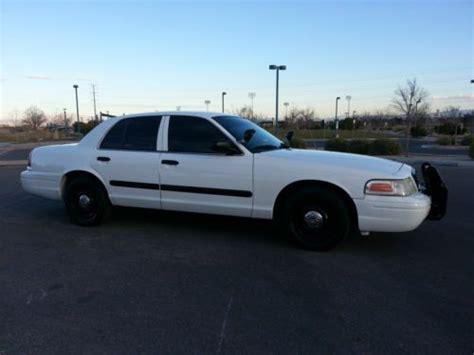 buy used 2003 ford crown victoria police interceptor p71 in las vegas nevada united states
