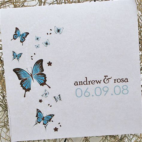 wedding invitations butterfly butterfly wedding invitations butterfly wedding invitations