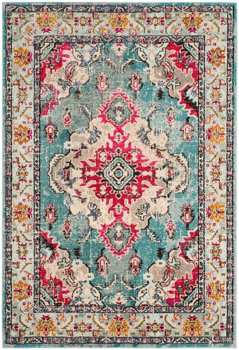25 best ideas about colorful rugs on bohemian
