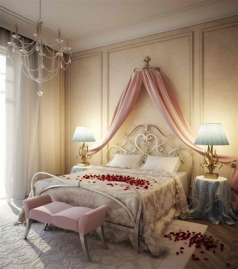 Romantic Bedroom Design | 20 romantic bedroom ideas decoholic