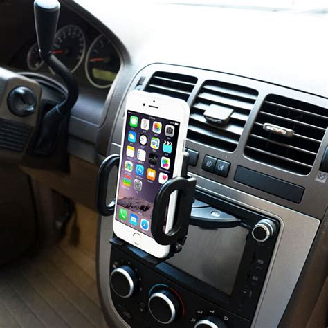 Car Holder For Mobile Phone Gps phone car holder car gps holder cd holder mobile phone