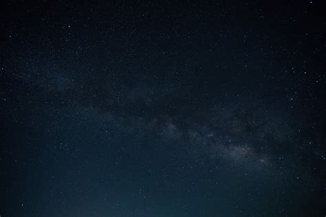 dark back of time stars during night time 183 free stock photo
