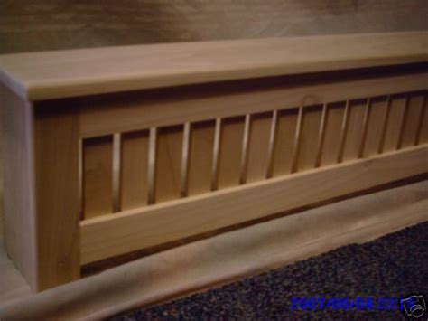 Wooden Baseboard Radiator Covers Tyres2c