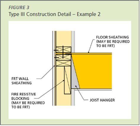 1 Hr Concrete Floor With Wood Framing - 1 hr concrete floor with wood framing hci system