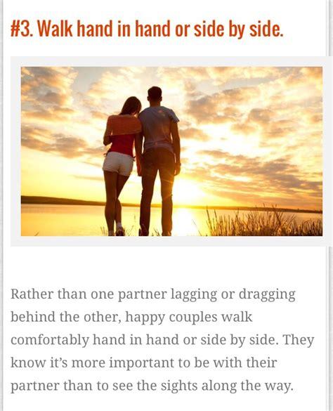 Habits Of Happy Couples by Habits Of Happy Couples Trusper