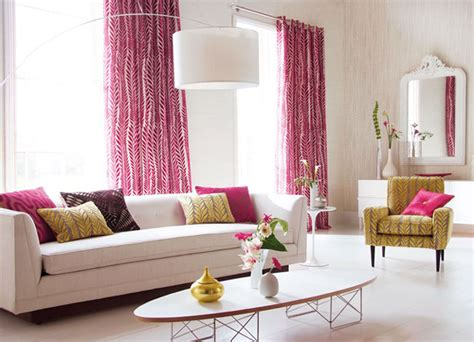 green and pink living room ideas 26 great living room design ideas by harlequin decoholic