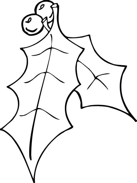 Picture Of Mistletoe Colouring Search Results Calendar Mistletoe Coloring Page
