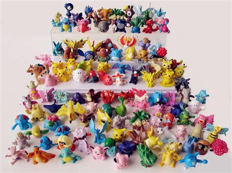 ebay toys pokemon monster mini figures figurines toy lot g0 1 quot cute