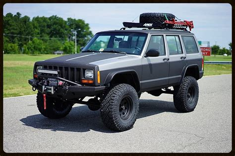 Jeep Xj Lifted Sport Xj For Sale Lifted Jeep
