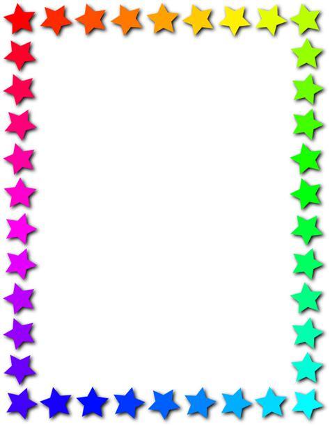 imagenes de margenes matematicas rainbow frame png galleryimage co