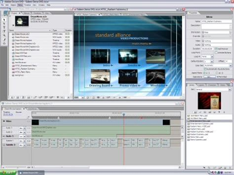 adobe encore cs5 templates dvd software gallery pro