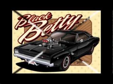 lack bett black betty by ram jam and lynard skynard