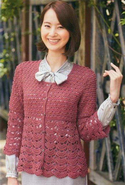 Handmade Sweater Patterns - sweater crochet patterns make handmade crochet