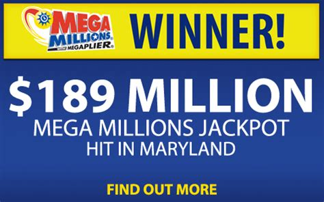 Number Search Md Maryland Lottery Mega Millions Images