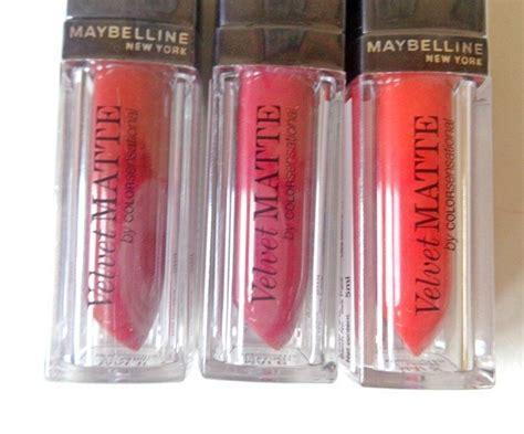 Maybelline Velvet Matte louboutin lipstick velvet matte maybelline