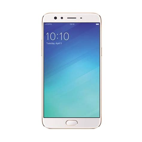 Handphone Oppo F3 by Jual Oppo F3 Plus Smartphone Gold 64gb Ram 4gb