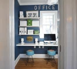 Office And Home 10 Eclectic Home Office Ideas In Cheerful Blue