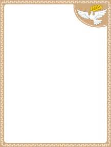 Dove Templates Free by Free Printable Word Dove Letterhead Template For Free