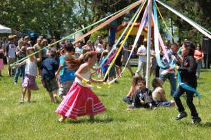 pin may day celebrations at st michaels cbell river