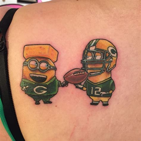 tattoo prices green bay wisconsin 20 best green bay packers tattoo s images on pinterest