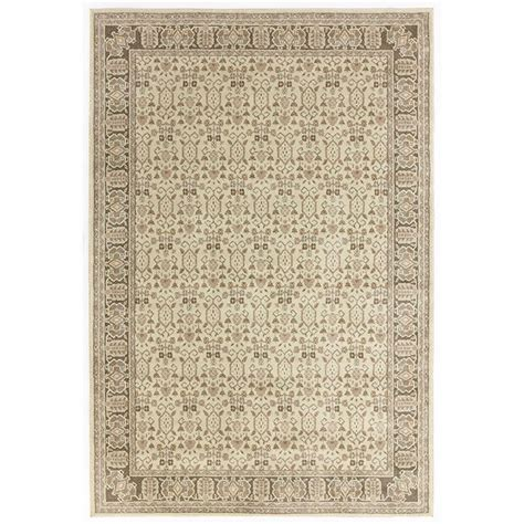 home accent rug collection home decorators collection beige 1 ft 10 in x 3 ft accent rug 451951 the home depot