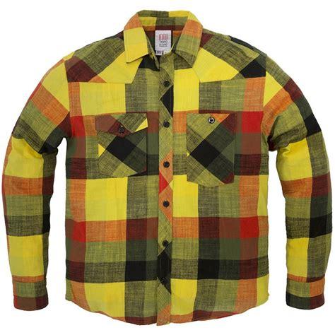 design checkered hoodie topo designs plaid flannel work shirt men s