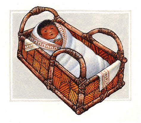 aztec baby baby basket