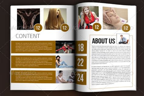 10 Attractive Psd Indesign Women S Magazine Templates To Download Indesign 5 5 Templates