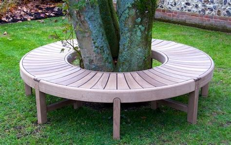 bench tree group 10 high impact landscaping ideas for instant curb appeal