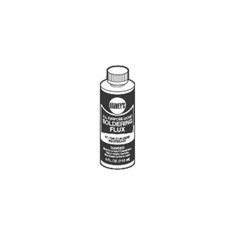Liquid Solder Plumbing by Buy The Harvey S 097550 Liquid Solder Flux 4 Ounce At