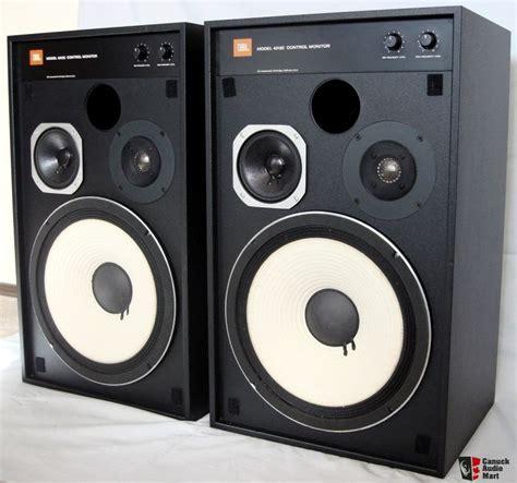 Speaker Monitor Jbl Jbl 4312c Monitor Speakers Photo 627664 Canuck Audio Mart