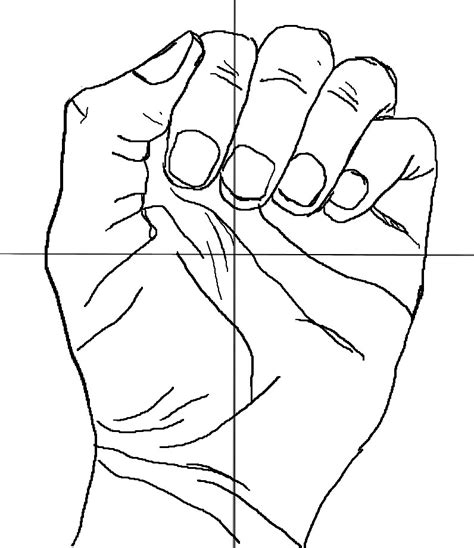 Outline Pictures For Drawing Hand Drawing Outline Free Download Clip Art Free Clip Art On Free Outline Pictures For Coloring