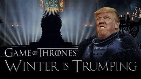 donald trump game classic rock free 98 1 game of thrones meets donald trump