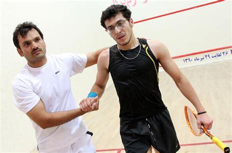 Gamis Tamini milad open squash 2011 gorgan iran