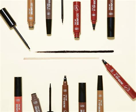 Etude House Personal Brow Band 10 Pasang Limited etude house tint my brows gel reviews more cinddie