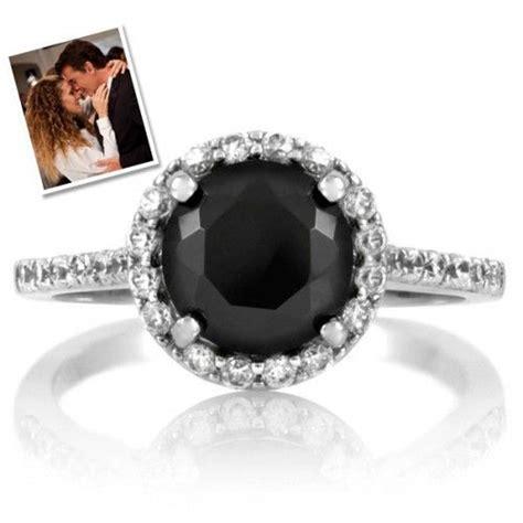 carrie bradshaw wedding ring carrie bradshaw s black ring jewels