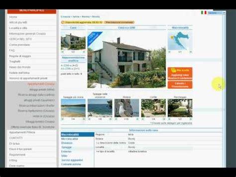 appartamenti estivi croazia croazia vacanze ed appartamenti estivi