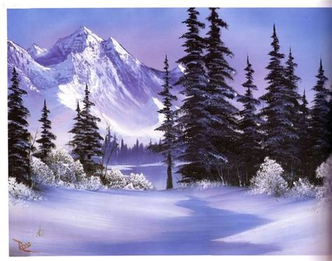 bob ross painting the revenant bob ross bobs and gem 228 l on