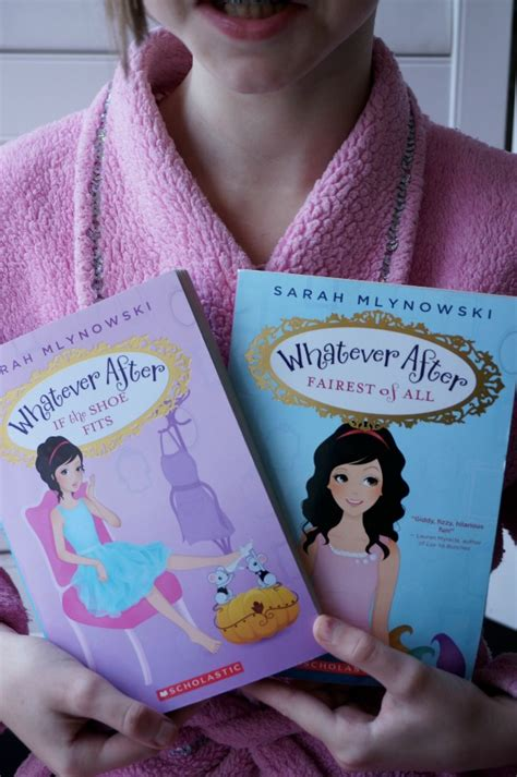 Book Review See Write By Mlynowski Farrin by Whatever After Series Kid Made Book Review