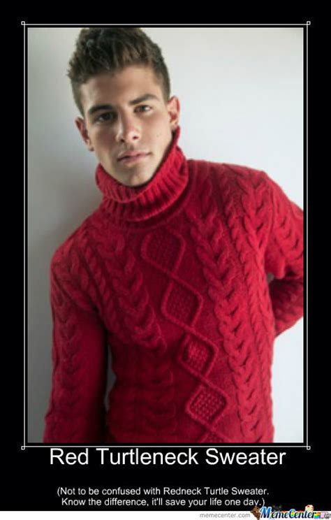 Meme Sweaters - redneck turtle sweater by recyclebin meme center