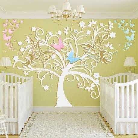 stikers chambre stickers chambre bebe fille fee design d int 233 rieur et