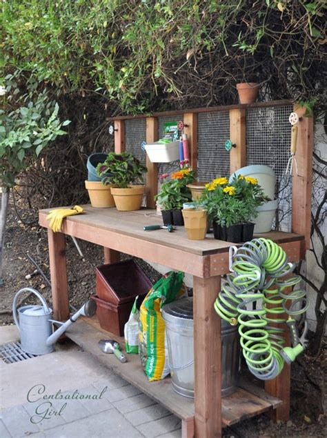 redwood potting bench pdf diy redwood potting bench plans download rocking chair