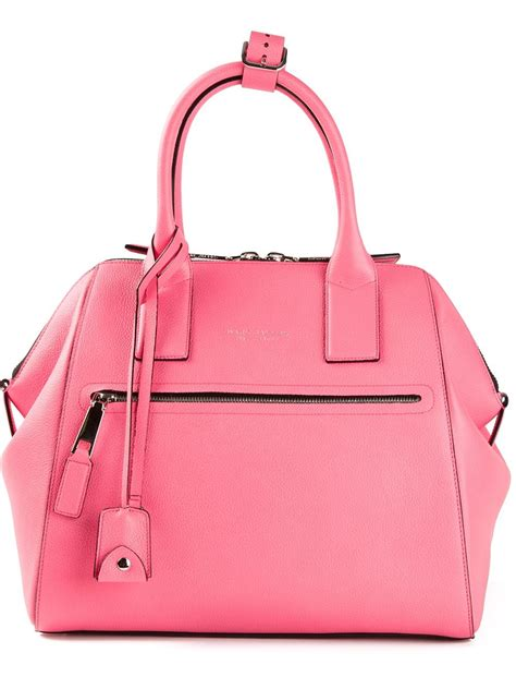 10 Coolest Marc Bags by Lyst Marc Large Incognito Tote Bag In Pink