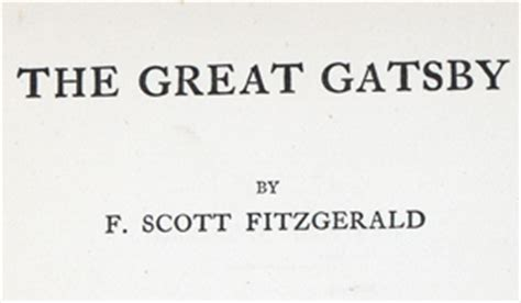 theme of ambition in the great gatsby 1900 to 1950 books that shaped america exhibitions