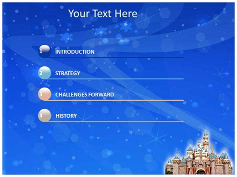 disney world vacations powerpoint ppt templates ppt