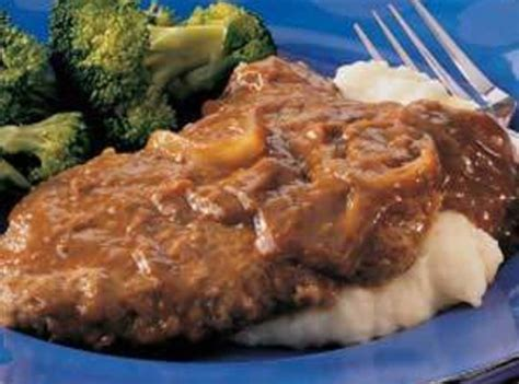 crockpot cubed steaks with gravy recipe just a pinch recipes