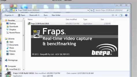 fraps full version fraps portable full version download liorafabbuy s diary